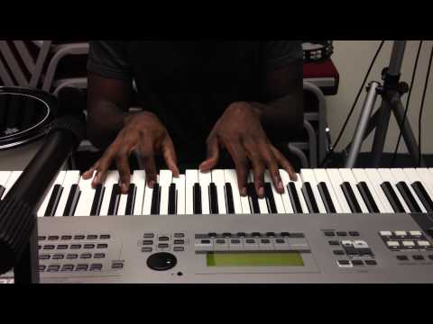 Andrew Mckain Tutorial Video For Cece Winans Alabaster Box video