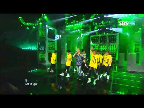 Jj Project [bounce] sbs Inkigayo 인기가요 20120527 video