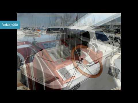 Vektor 950 Motoryacht SAS Vektor | Motoryachtcharter in Marina Kornati Kroatien
