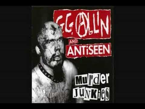 Gg Allin - My Prison Walls