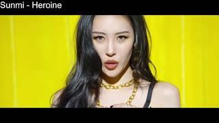 Pop vs Kpop Same Name 2018