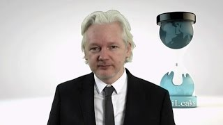 Assange: Why I Created WikiLeaks