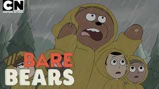 We Bare Bears | Hurricane Hal Preview | Cartoon Network