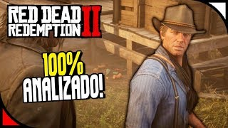 RED DEAD REDEMPTION 2: TRAILER DE LANZAMIENTO ANALIZADO!  ⭐ PS4 Xbox One X Español