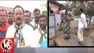 Aler BLF Candidate Motkupalli Narasimhulu Face To Face Over Election Campaign | TS Polls