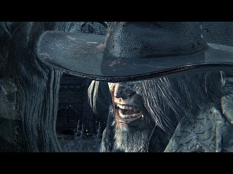 Bloodborne Story ► Father Gascoigne