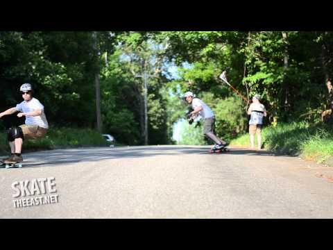 [Longboarding] Independence Day: The Danger Zone: Because We Can Because We're Free