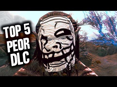 Top 5 - Peor contenido descargable