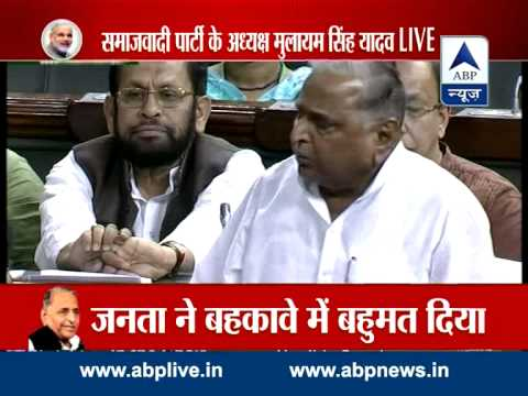 Get back Indian land under Pakistan, China: Mulayam
