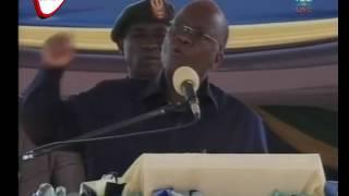 Rais Magufuli Kufunga Migodi Yote Nchini