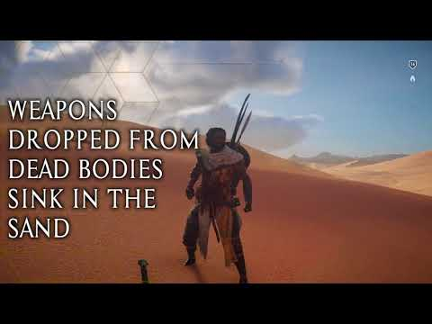 21 Awesome Details In Assassin's Creed Origins