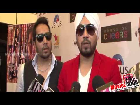 Mika Singh Launches Dilbagh Singhs New Album Victoria Secret...