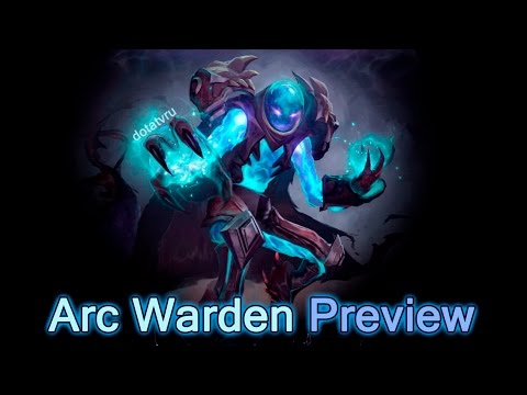 Arc Warden Zet 6.86 preview — Dota 2
