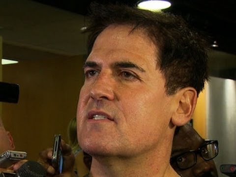 "Mark Cuban on Sterling controversy: ""People are allowed to be morons"""