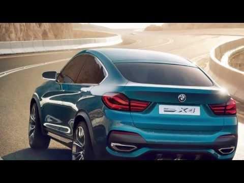 BMW X4 2013 - обзор