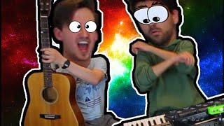 Space Junk (MUSIC VIDEO) - Davis Schulz & Marti Fischer