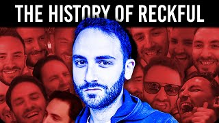 Twitch's First Big Streamer - The History of Reckful