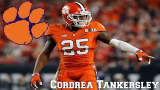 Cordrea Tankersley|| No Fly Zone|| NFL Draft Class 2017