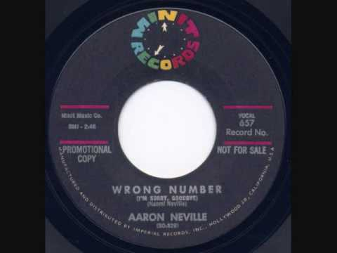 Aaron Neville - Wrong Number