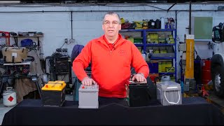 Leisure batteries – expert advice from Practical Motorhome