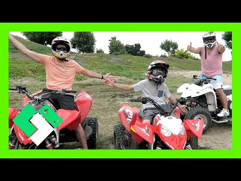 QUAD RIDING WITH DAILY BUMPS! (Day 1540)