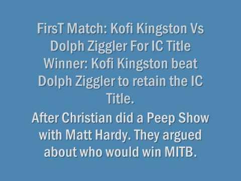 WWE Smackdown Spoilers 7/2/10 [HQ]