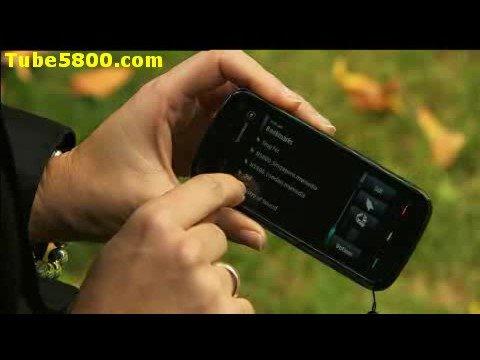 Nokia 5800 XpressMusic 'Tube' Video Review