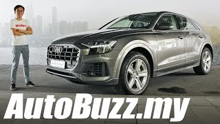 Audi Q8 3.0 V6 TFSI, Things You Need To Know - AutoBuzz.my