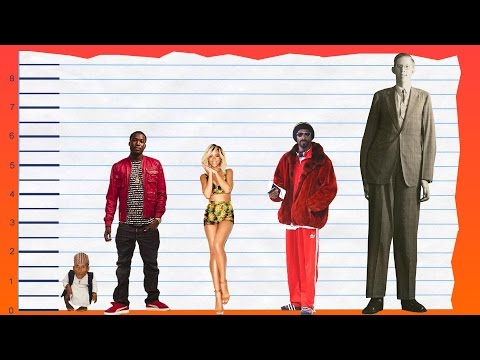 How Tall Is Meek Mill? - Height Comparison!