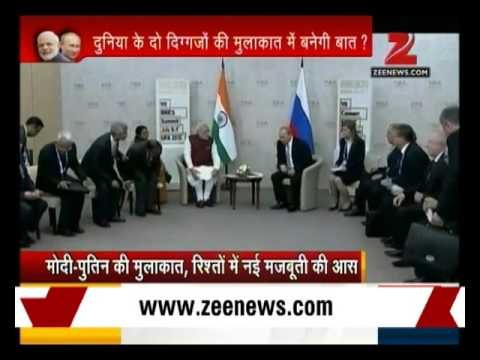 Russia visit: Defense deals possible between Narendra Modi and Vladimir Putin