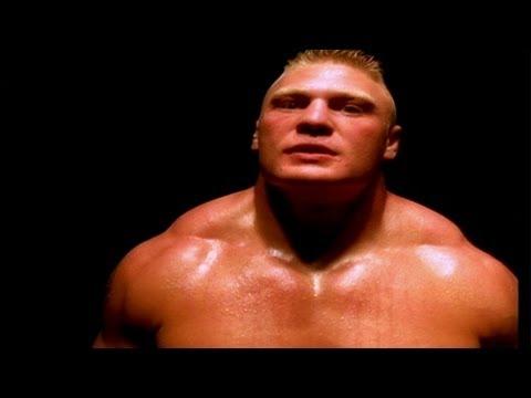Brock Lesnar Entrance Video