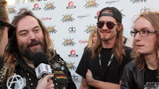 MAX CAVALERA & Sons Bring Their Bloody Roots to the GOLDEN GODS AWARDS!