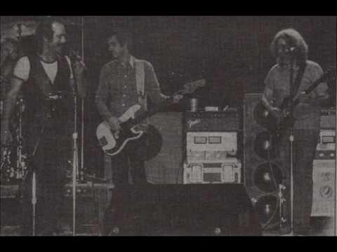 Jerry Garcia Band - Promontory Rider