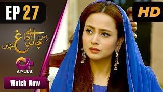 Is Chand Pe Dagh Nahin - Episode 27 | Aplus ᴴᴰ Dramas | Zarnish Khan | Pakistani Drama