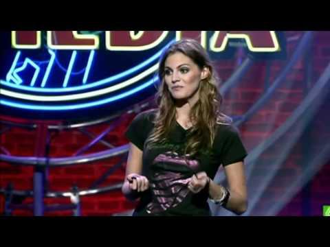 El club de la comedia: Amaia Salamanca