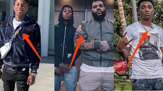Kevin Gates Disses NBA Youngboy & Supports Fredo Bang Album His Response