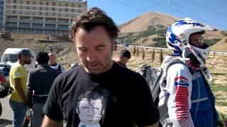 Transanatolia 2015: Mirco Miotto, chiuso per turno
