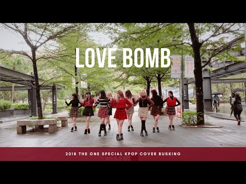 [KPOP IN PUBLIC CHALLENGE] fromis_9(프로미스나인)_LOVE BOMB Dance Cover By The One From Taiwan