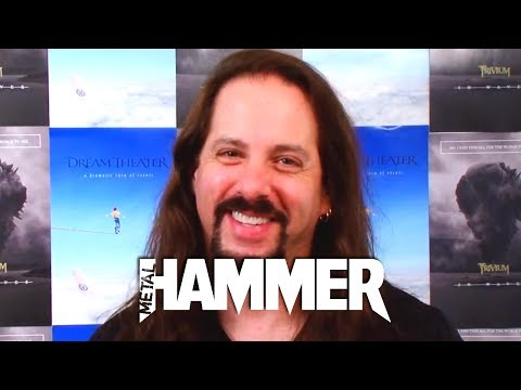 Dream Theater - John Petrucci Interview