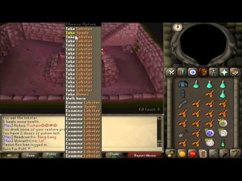 Born For PvM LiveStream Barrows 2007 RuneScape Servers
