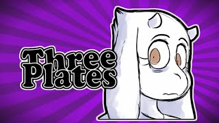 【Undertale Comic Dub】- Three Plates