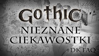 UNKOWN GOTHIC GAME SECRETS + History of Khorinis story FAQ [ENGLISH SUBTITLES]