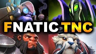 TNC vs FNATIC - SEA FINAL - ESL ONE KATOWICE MAJOR DOTA 2