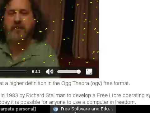 Problemas con vídeos en Flash Player y/o HTML5 Chromium y Google Chrome en Debian GNU/linux