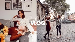 LEO ZIEHT UM & SHOOTINGWOCHE | Consider Cologne Weekly Vlog