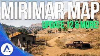 PUBG Xbox: Miramar Desert Map Announced, Update #12, Proximity chat