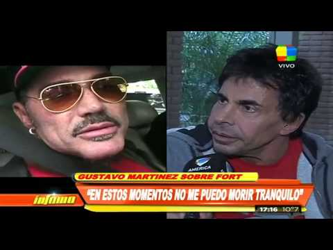 Gustavo Martínez: No me voy a olvidar jamás de Ricardo