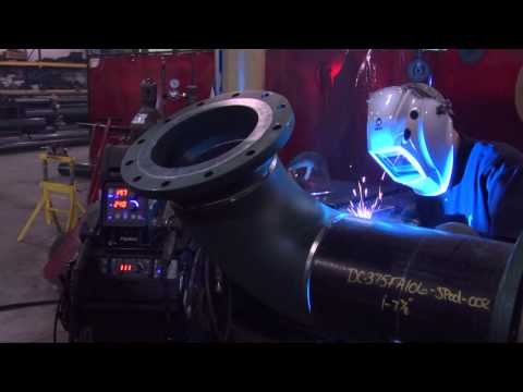Benefits of the PipeWorx Welding System