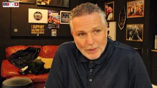 PETER FURY ON HUGHIE'S FIGHT AGAINST SAMUEL PETER AND JOSHUA'S DEFEAT TO RUIZ