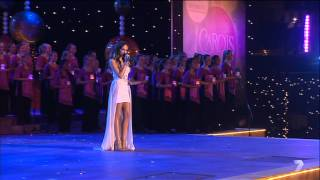 Samantha Jade - (Away in a Manger) Carols In The Domain (22-12-2012) (HQ)